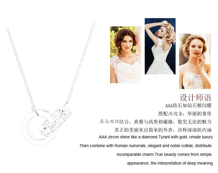 Fashion Accessories Pendant Stainless Steel Necklace pictures & photos