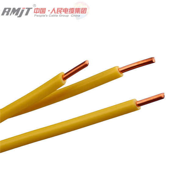 China 8AWG 12AWG 14AWG Copper Core PVC Insulated Thw Cable Wire ...