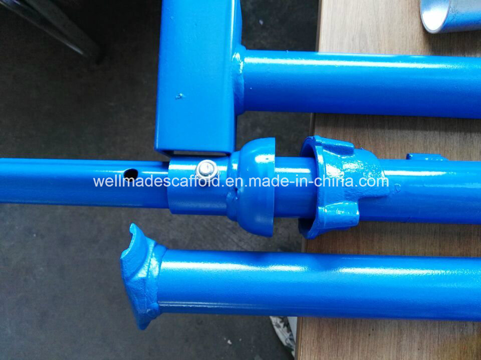Cup Lock Scaffold Ready Lock Quick Steel Scaffolding
