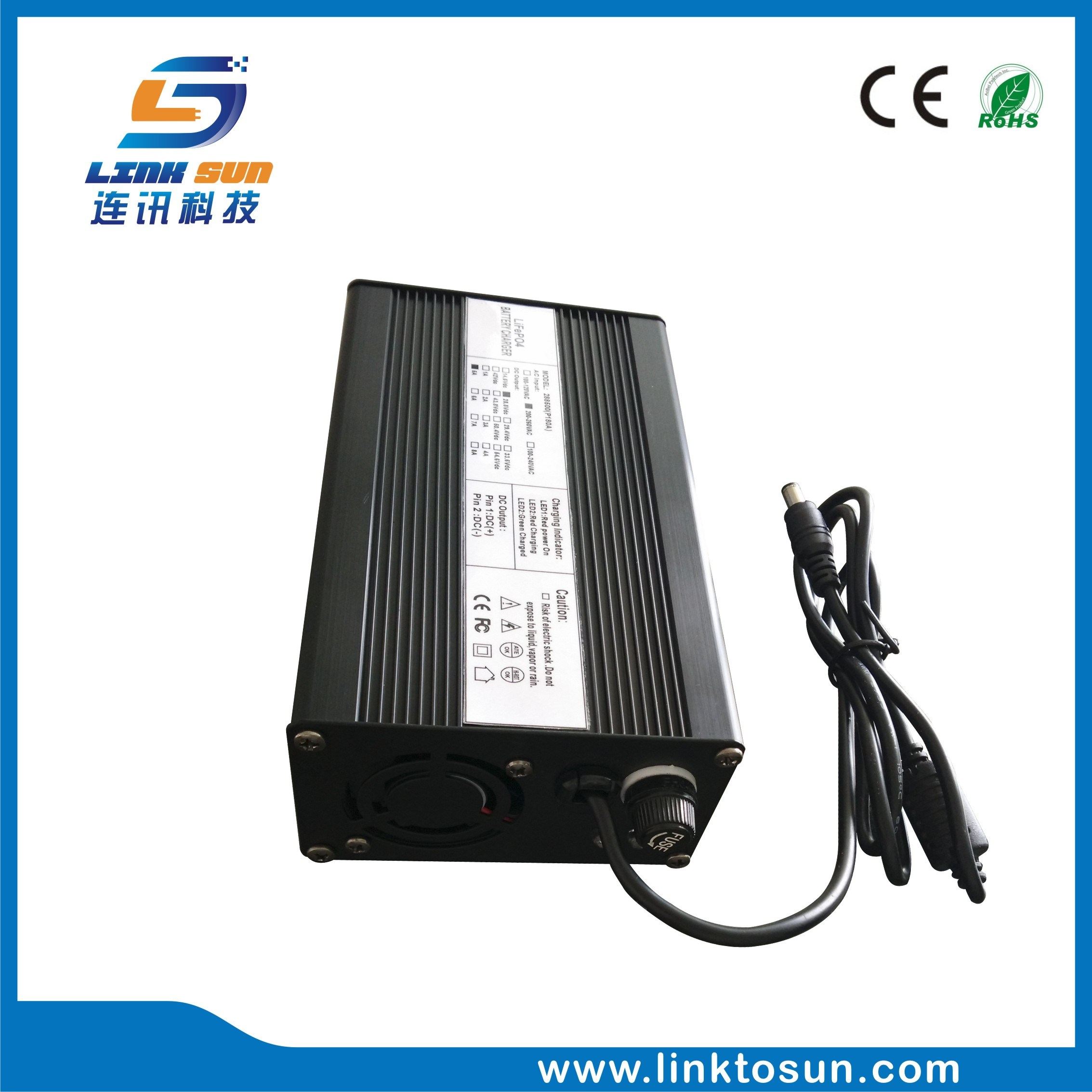 China Factory Supply 5s 21v 7a 180w Lithium Battery Charger 1 Slot Baterai Vape