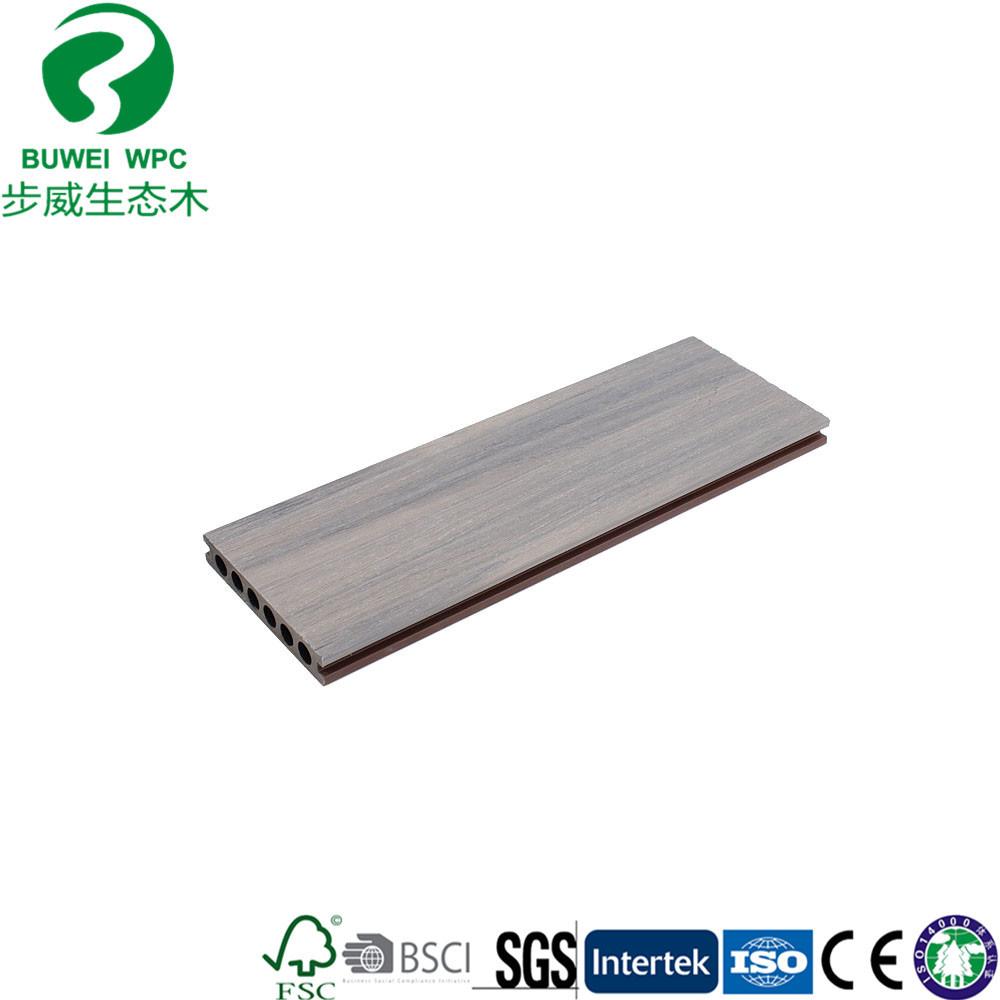 China Non Slip Wpc Slats Laminate Flooring Building Material Construction