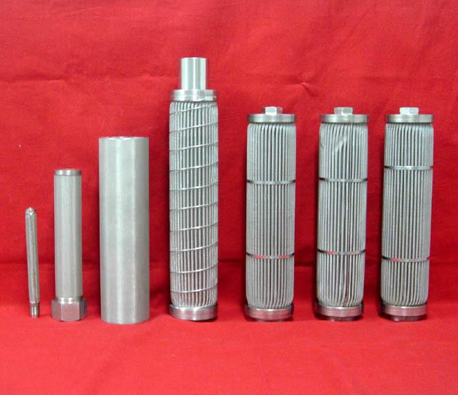 O filtro de metal-1