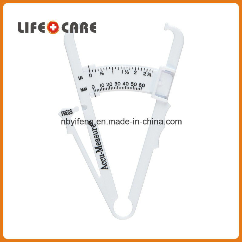 misurare la percentuale di grasso corporeo calibro skinfold