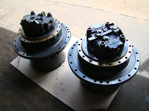 Dispositivo de Acionamento Final Nebtesco - Motor de Deslocamento (GM09, GM18, GM21, GM24, GM35)