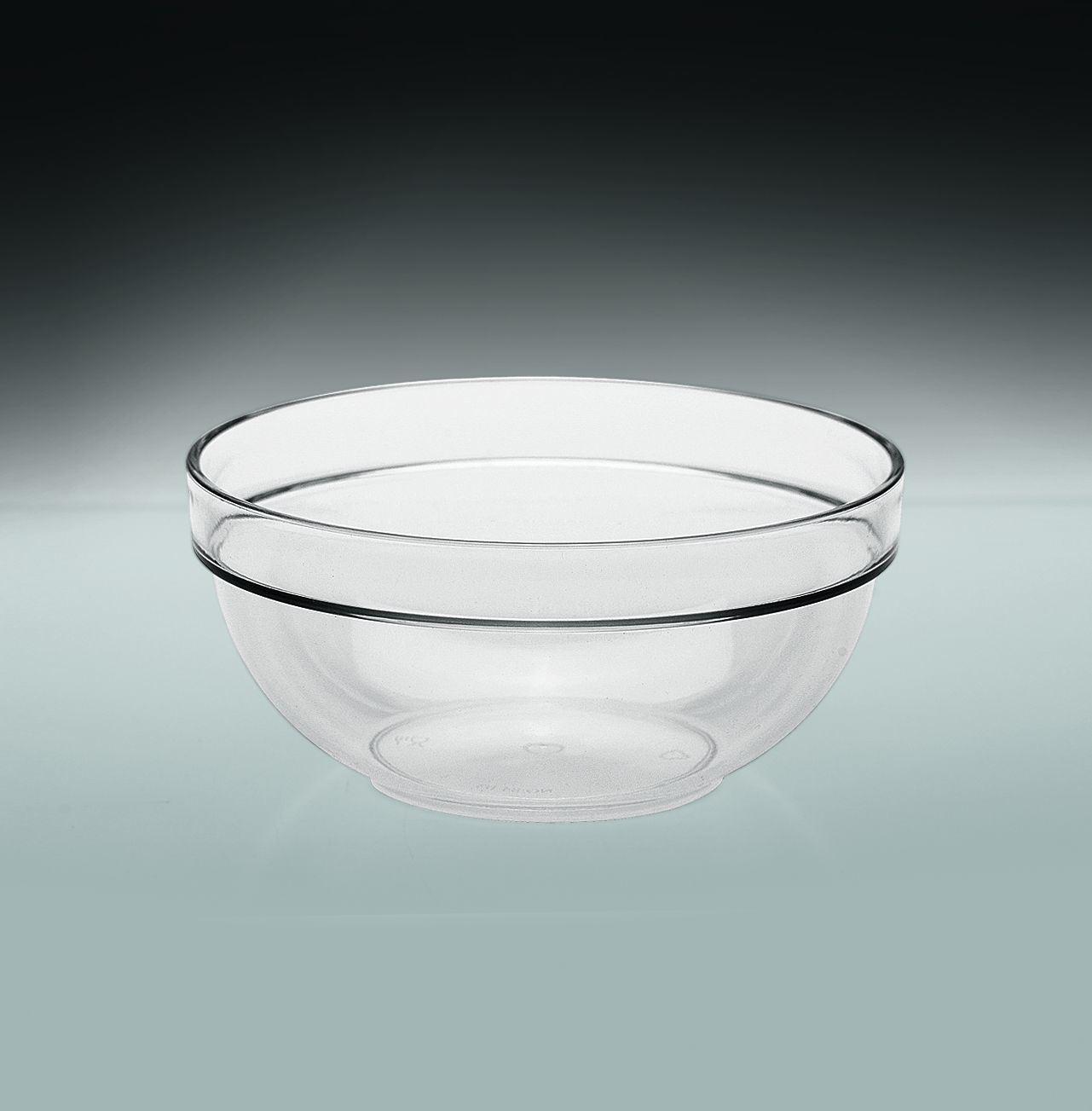 サラダボール(D170mm)の/Plastic円のボール(8403)