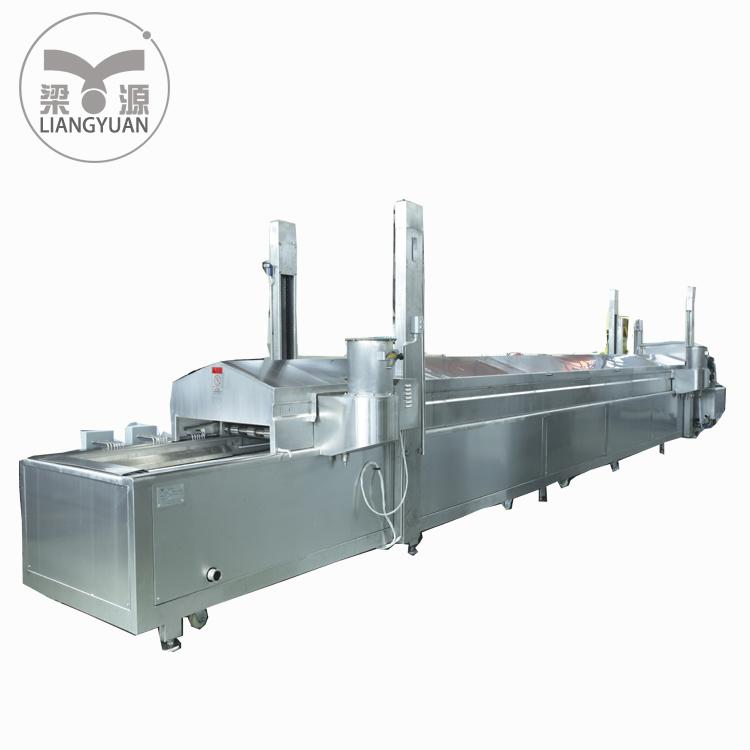 Alimento industriale del riscaldatore del vapore dell'alimento che cucina macchina