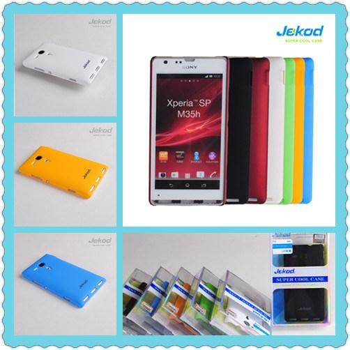 Caso Telefone Protecção promocional para telemóveis Sony H M35, M35c, Xperia Sp