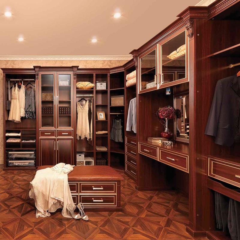 Cabinet en bois la californie de chambre coucher rouge for Chambre a coucher en bois rouge