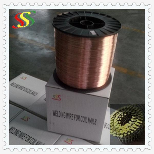 Dia 0.7mm сварочные провода для катушки ногтей