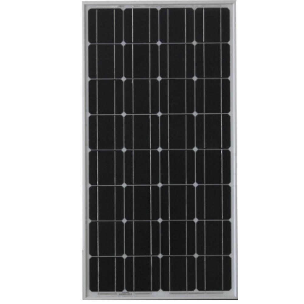 Panel solar en la azotea más eficiente