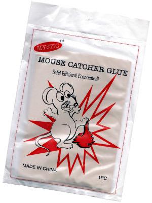 MD0049 쥐 캐처 접착제 (황색)