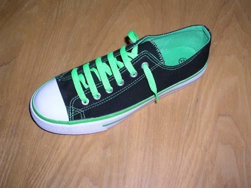 Chaussures de toile