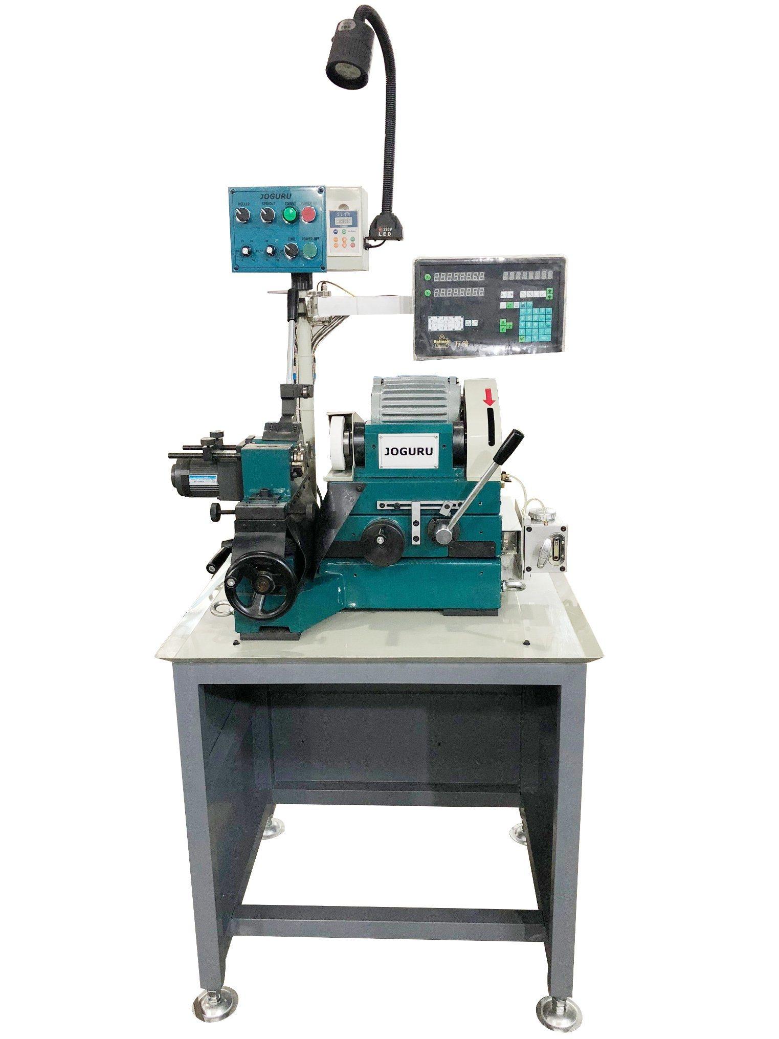 Diamètre externe de haute précision meulage extérieur de la machine de meulage Lathe rectifieuse manuelle Cst-250D