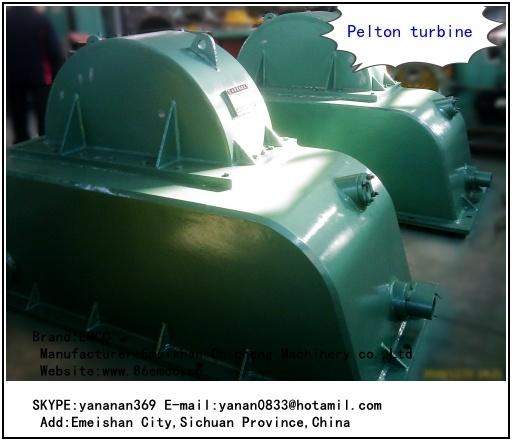 De Spuitbus van Turbineapsack van KnPelton met 18l Tank (KY-18A)