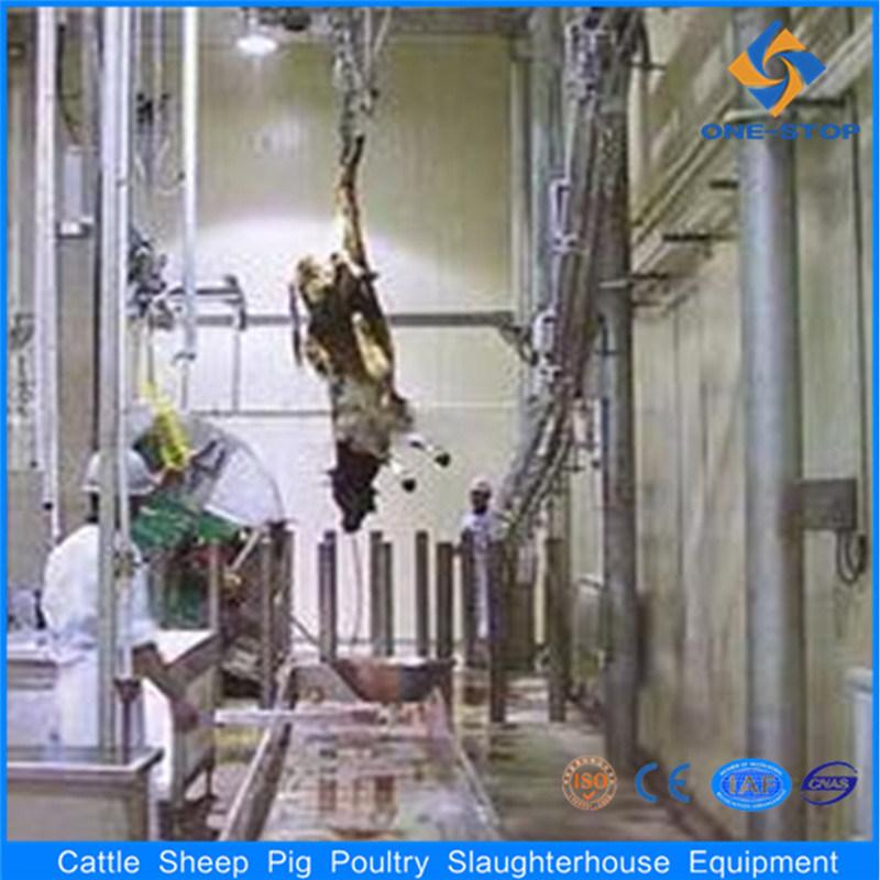 Equipamento de matadouros de vacas de gado com certificado ISO9001