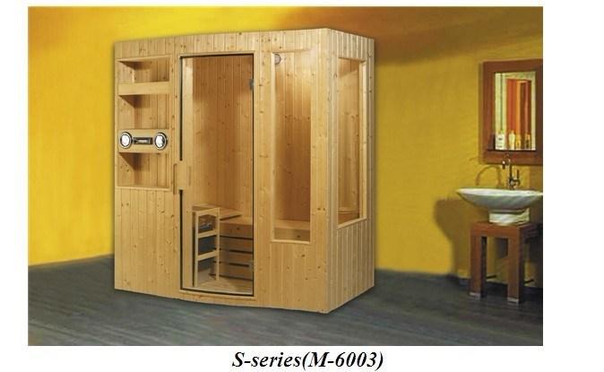 Het Huis van de sauna