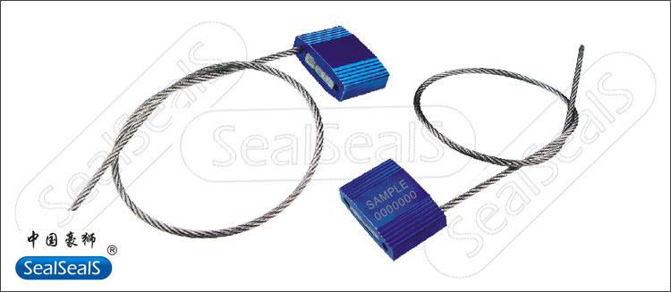 高い安全性ケーブルの保証シール(HS048)