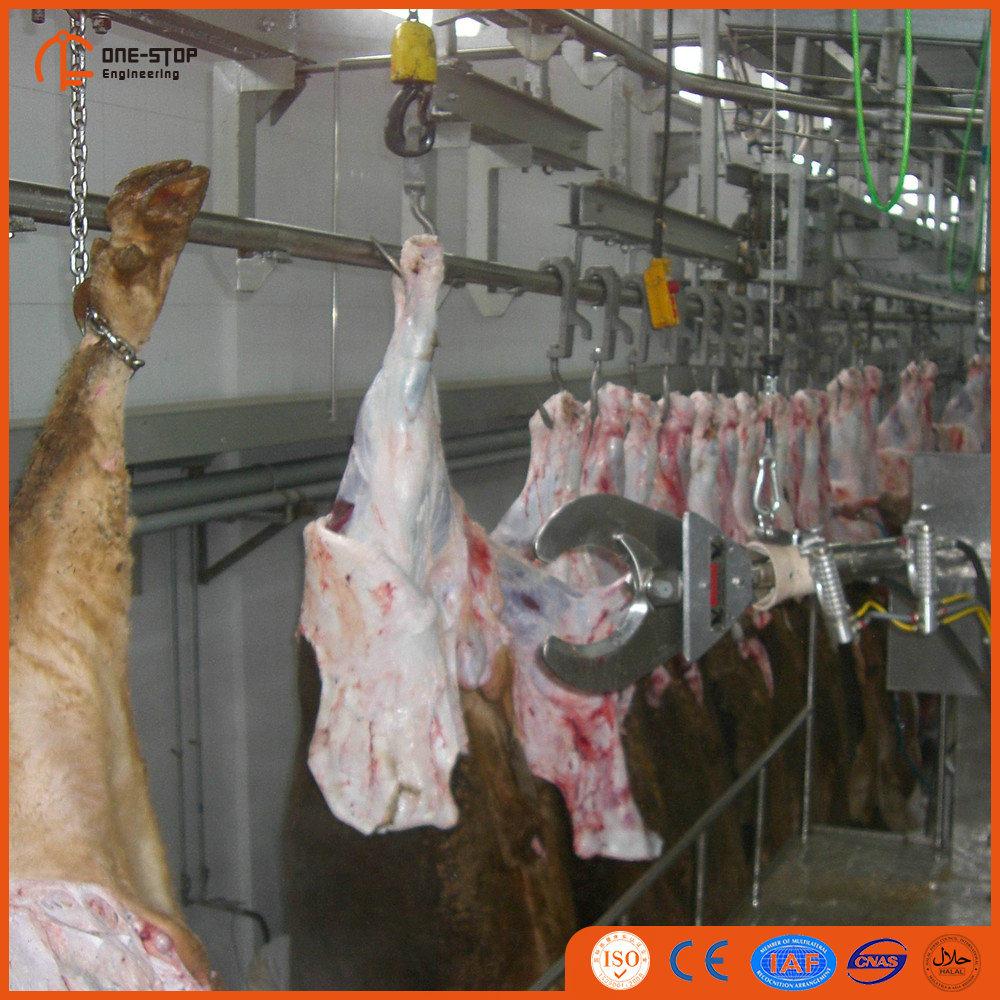 牛屠殺場のための2017頭の牛虐殺装置