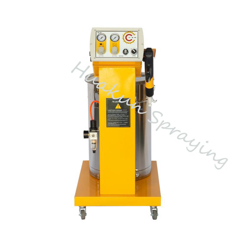 Manual de pintura, revestimiento de polvo de la máquina para la venta