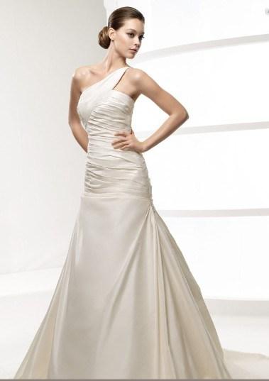 2012 Nuevo diseño de vestido de novia