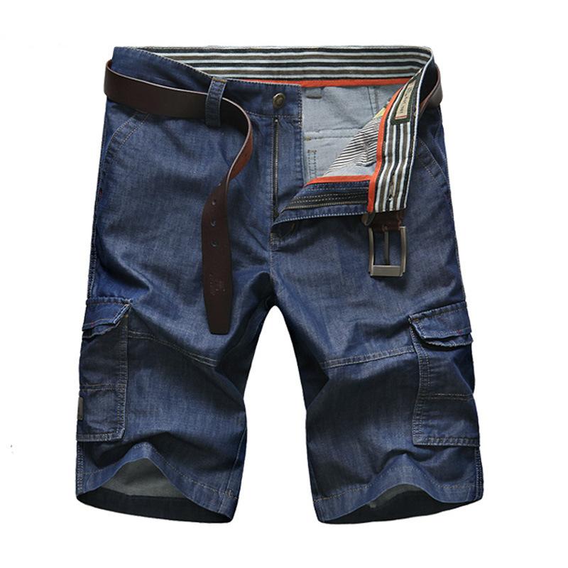 China El Verano De Tres Cuartos Jeans Para Hombres Comprar Los Hombres Transpirable Cortos En Es Made In China Com