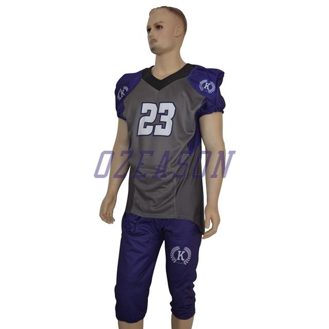 aa5dd92b6f854 Foto de Camiseta de fútbol americano personalizado