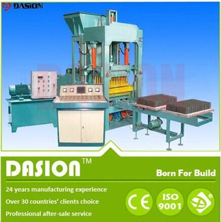 machine à fabriquer des blocs de béton hydraulique