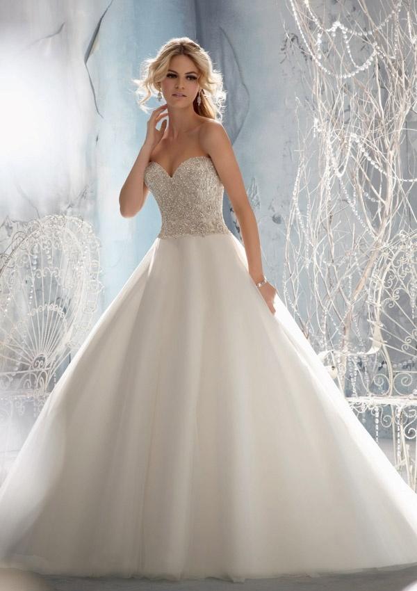 Мода вечер кружева устраивающих свадебные платья (WMA043)