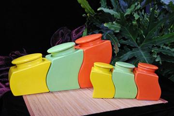 陶磁器の小さなかん、陶磁器製品、磁器の小さなかん(UN002)