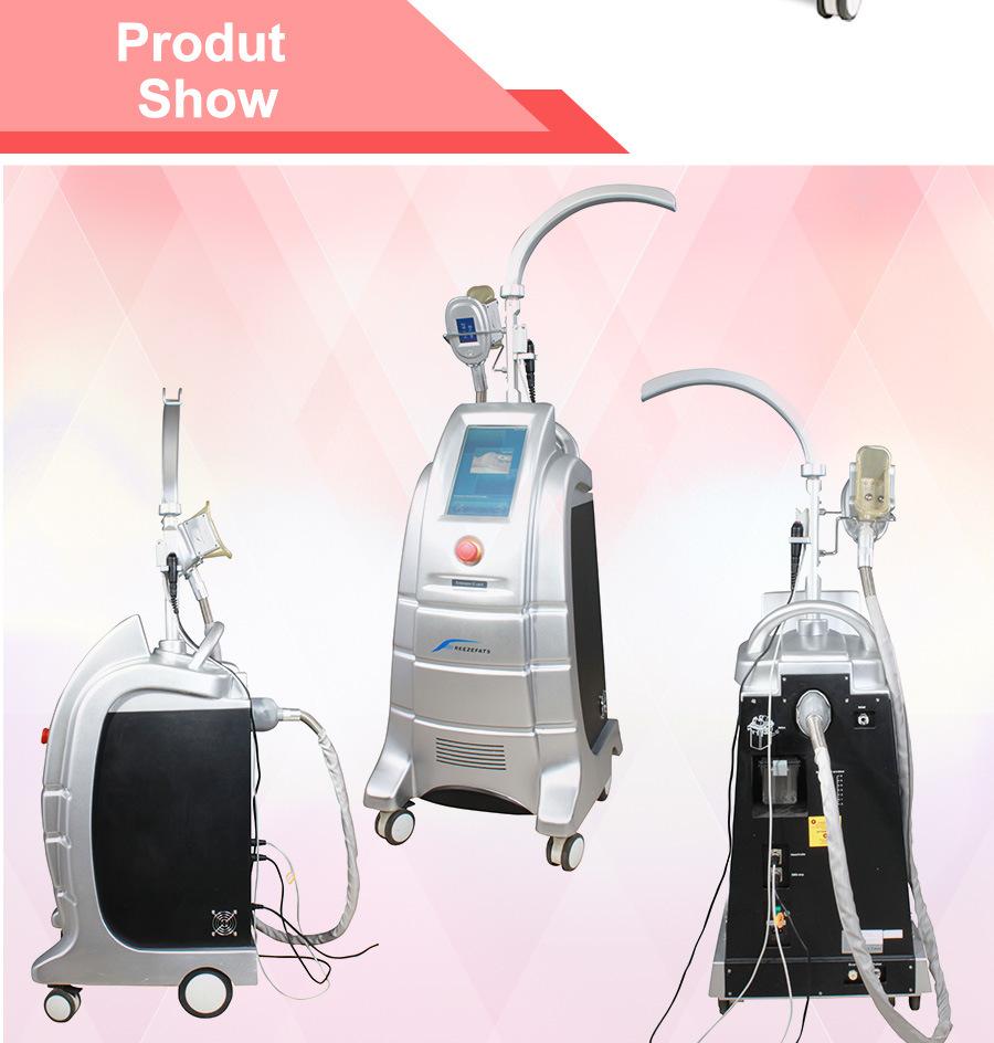 Горячая продажа профессиональных Cryolipolysis против замораживания оборудования (S50-3ETG)