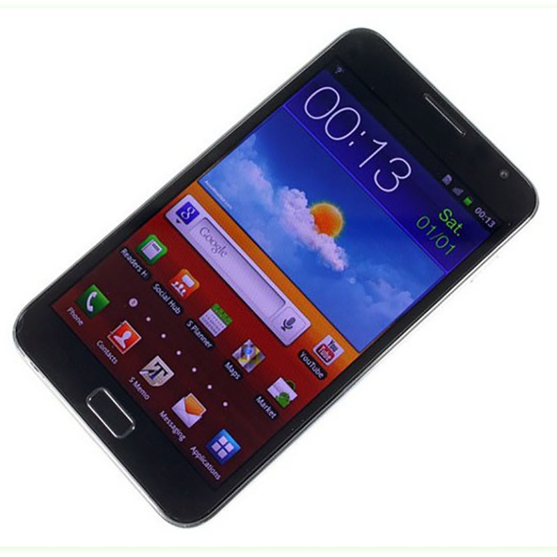 Nota Galaxi Sumsung original N7000 Telefone Móvel Celular