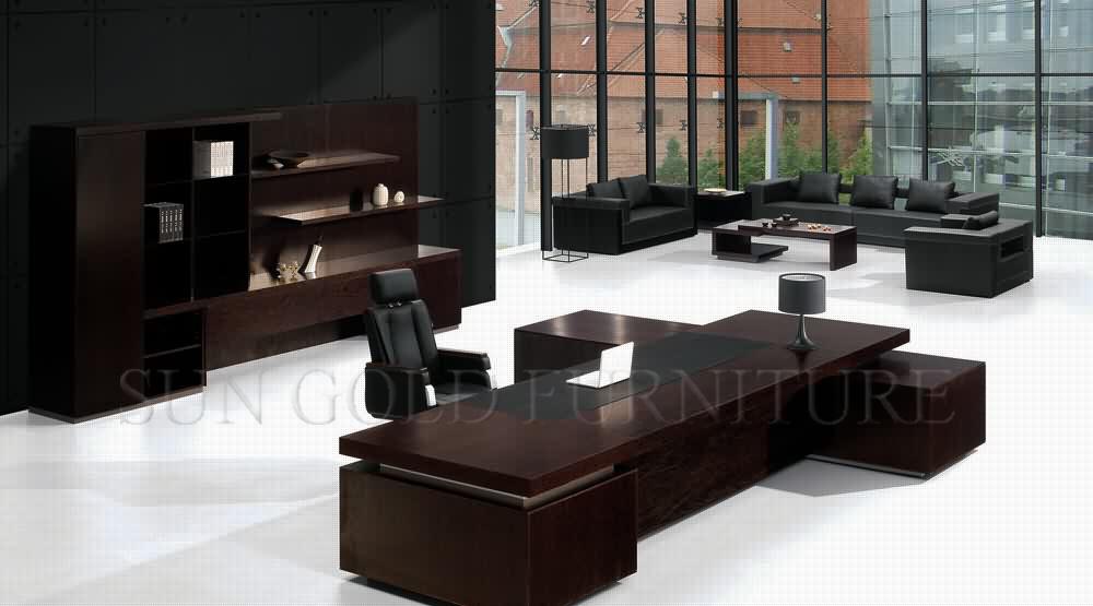 l form moderner manager schreibtisch b ro schreibtisch sz. Black Bedroom Furniture Sets. Home Design Ideas