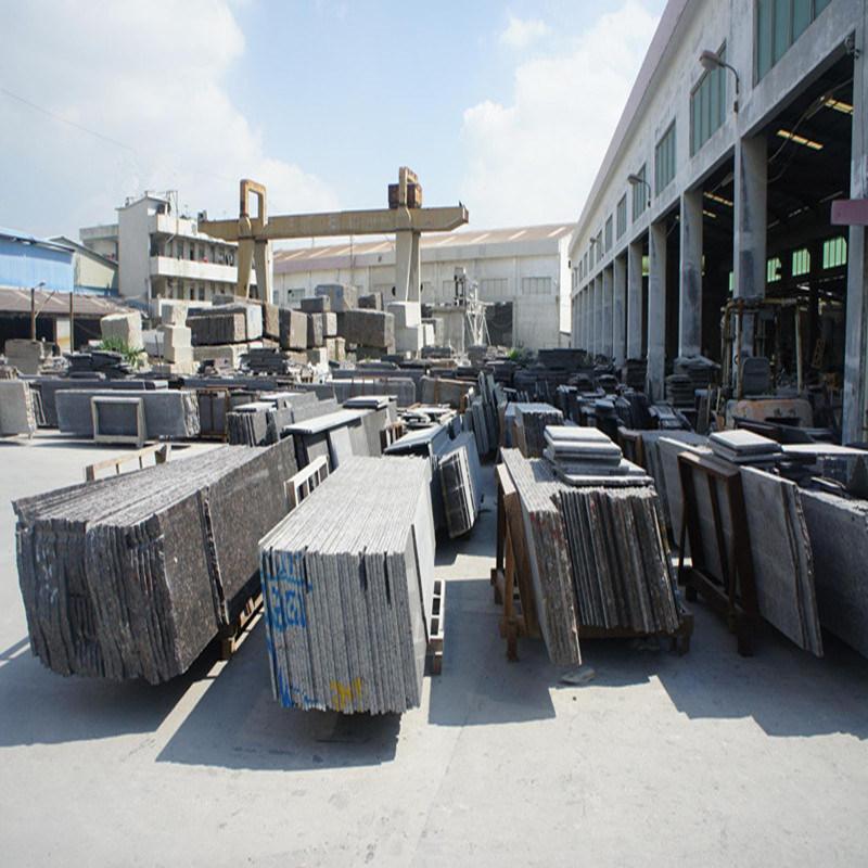 Горячая продажа гранита каменными/плитки/слоев REST/Pavers/Curbstone/Quoins/Пмкбзс здание из камня
