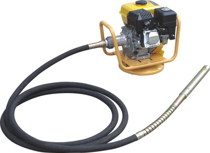 Motor de gasolina gasolina 5.5HP Robin Ey20 Vibrador de concreto