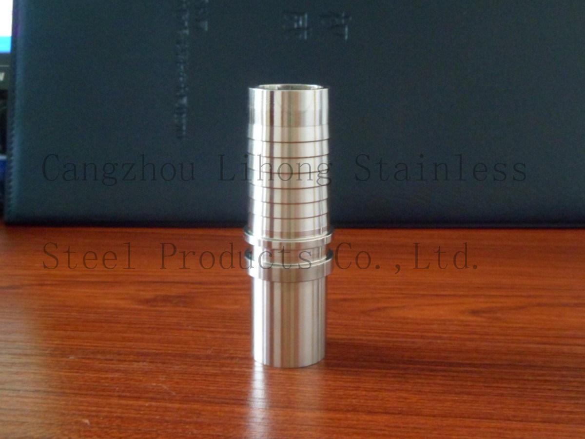 Raccordo tubo in acciaio inox nipplo tubo flessibile da tubo