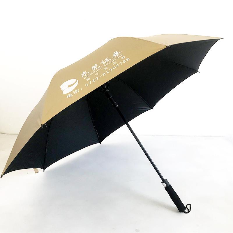 27インチのゴルフ傘の日焼け止めのギフトの傘のハイエンド自動傘