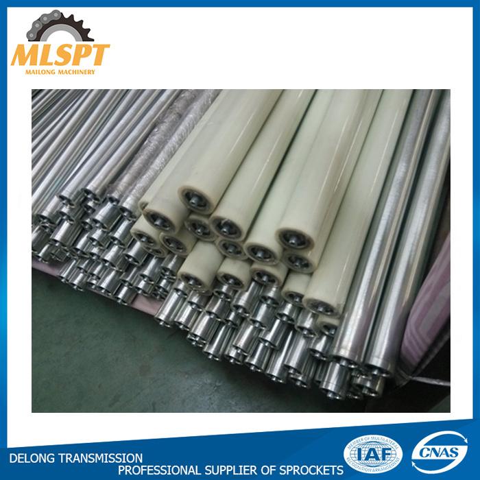 Rolete da esteira de aço e alumínio Industrial
