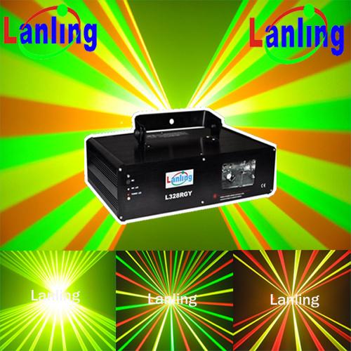 RGY DJ Laser Lighting 또는 Laser Stage Lighting