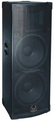 "Double 15"" PA Speaker (PT-25)"