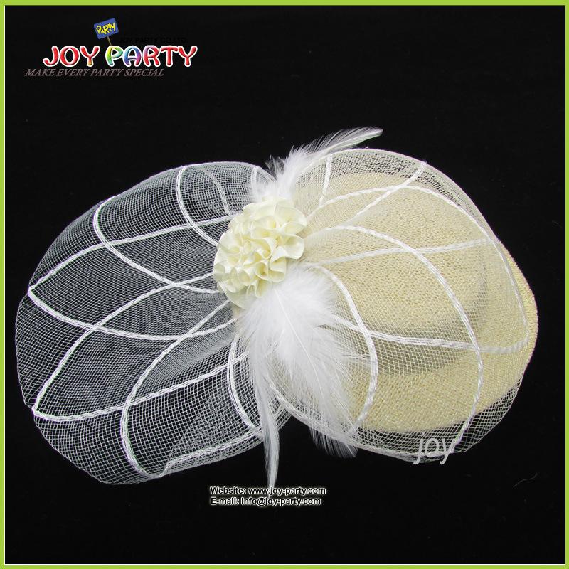 Mini sombrero de Dama con velo