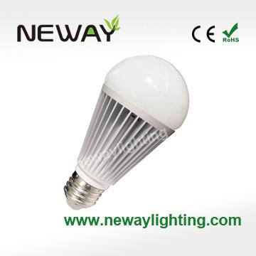 큰 광속 각 LED 전구 큰 광속 각 LED 전구 (NW-LED-BULB-12W-5630-W)