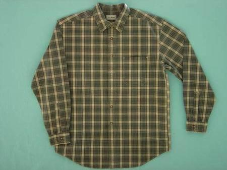 Men&acuteS Geweven Overhemd
