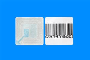 Étiquette de RF