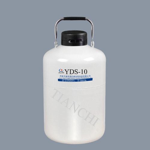 Prezzo biologico del serbatoio del liquido criogenico dei contenitori 10L dell'azoto liquido