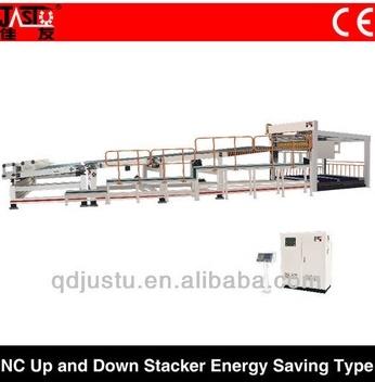 Empilhador de papelão ondulado 2200-1400