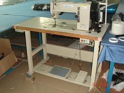 266-1 punto diritto resistente e macchina per cucire industriale di zigzag