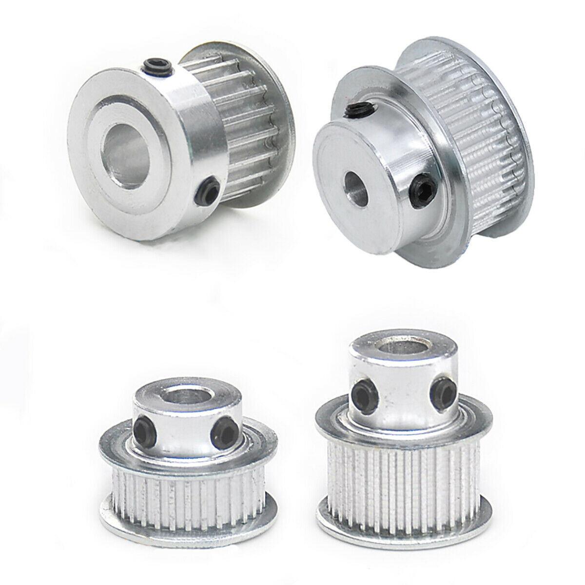 O alumínio S5m da Polia da Correia de distribuição