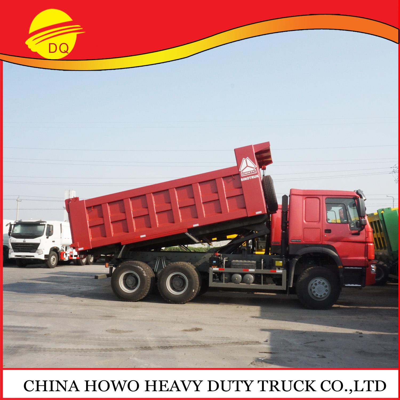 Camión De Volteo Pesado Shacman Sinotruk De China 6*4 20