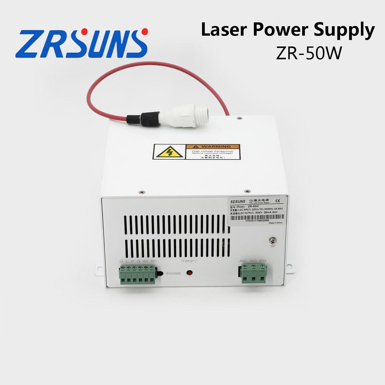 مصدر طاقة يعمل بتقنية الليزر يعمل بتقنية CO2 مباشرة من المصنع لماكينة قطع الليزر
