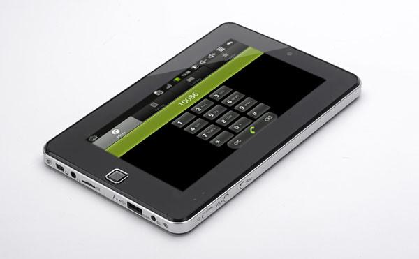 7 pouces avec un téléphone Android Tablet PC Fonction Calll